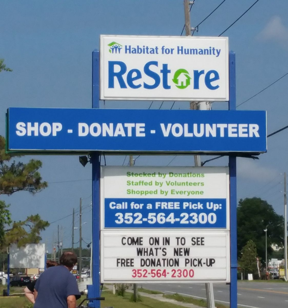 ReStore Thrift Stores Support Habitat For Humanity of Citrus